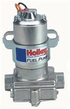 Holley Carbureted Inline Electric Fuel Pump w/ Regulator
