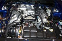 Mustang Hellion Single Turbo Kit (03-04) 4.6