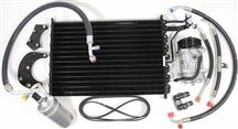 87-93 MUSTANG 5.0L AIR CONDITIONER (A/C) CONVERSION KIT, R-12 TO R-134A, WITH SHORT LENGTH BELT