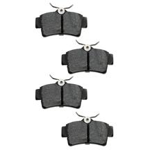 Mustang Hawk HPS 5.0 Rear Brake Pads (94-04)