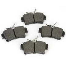 Mustang Hawk Rear Brake Pads - HPS Compound (94-04)