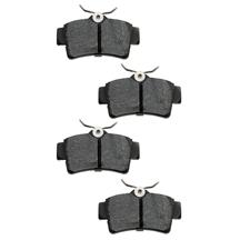 Mustang Hawk Rear Brake Pads - Street/Race  (94-04)