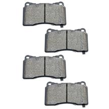 Mustang Hawk HPS 5.0 Front Brake Pads for Brembo Calipers (07-14)