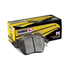 Mustang Hawk Performance Front Brake Pads Ceramic (87-93) 5.0