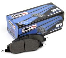 Mustang Hawk Hps Compound Front Brake Pads (05-14)