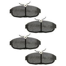 Mustang Hawk Rear Brake Pads - Street/Race  (05-14)