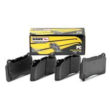 Mustang Hawk  Ceramic Compound Rear Brake Pads (05-14)