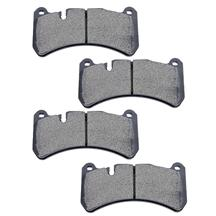 Mustang Hawk Front Brake Pads - Ceramic Compound (13-14)