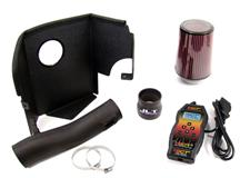 Mustang JLT Cold Air Intake Kit w/ Sct Tuner  (11-14) 3.7L