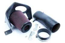 Mustang JLT Big Air Intake Kit  Black Textured (07-09)