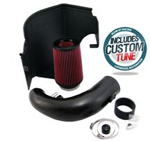 2011-2014 MUSTANG 5.0L JLT CARBON FIBER COLD AIR INTAKE KIT W/ BLOW-BY RACING CUSTOM N/A TUNE