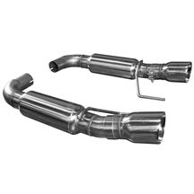 Mustang Kooks Axle Back Exhaust Kit (2015)
