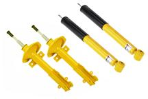 Mustang Koni Yellow Shock and Strut Kit, Adjustable  (05-10)