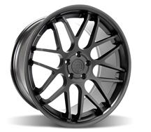 Mustang Downforce Wheel - 20x10 Matte Black (05-14)
