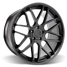 Mustang Downforce Wheel - 20x8.5 Matte Black (05-15)