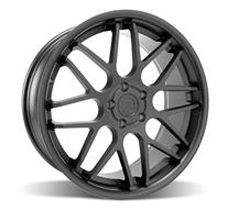 Mustang Downforce Wheel - 20x8.5 Matte Black (05-14)