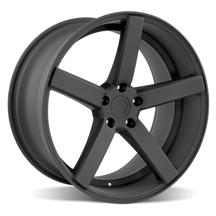 Mustang DF5 Wheel - 20x10 Flat Black (05-15)