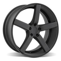 Mustang DF5 Wheel - 20x8.5 Flat Black (05-15)