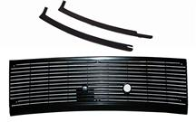 Mustang Cowl Vent Grille And Lower Windshield Molding Kit (83-93)