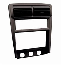 Mustang A/C And Radio Control Bezel (01-04)