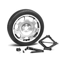 Mustang Spare Tire Kit  - 5-Lug (79-04)