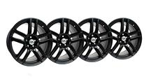 Mustang Boss 302 S Wheel Kit 19X9/10 Matte Black (05-14)
