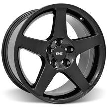 Mustang 03 Cobra Wheel - 17X10.5 Black (94-04)
