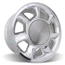 Mustang 5 Lug 93 Cobra Wheel LH - 17x8.5 Chrome (94-04)