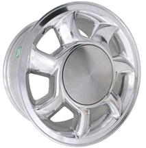 Mustang 5 Lug 93 Cobra Wheel LH - 17x8.5 Chrome (87-93)