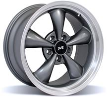 94-04 MUSTANG ANTHRACITE BULLITT WHEEL - 17X9