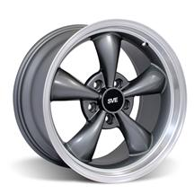 Mustang Bullitt Wheel - 17X9 Anthracite (94-04)