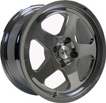 1979-93 Mustang Chrome Sc Style Wheel - 17X8