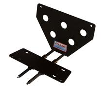 Mustang Sto N Sho Detachable License Plate Bracket (10-12)
