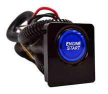 Mustang SHR Illuminated Push Button Start Kit (10-14)