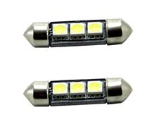 Mustang LED License Plate Bulbs 6418 (Pair) (10-14)