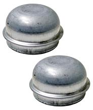 1979-93 Mustang Front Brake Rotor Grease Cap Pair