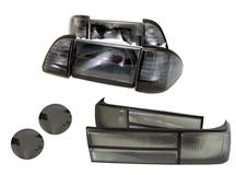 Mustang Smoked Light Kit (87-93)
