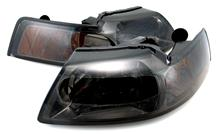 1999-04 Mustang Smoked Headlight Kit