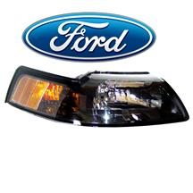 Mustang OE Headlight, RH (01-04)