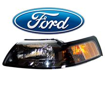 Mustang OE Headlight, LH (01-04)