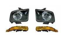 Mustang Headlight & Park Light Kit (05-09)