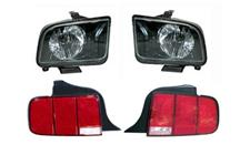Mustang Headlight & Taillight Kit (05-09)