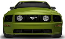 Mustang Smoked Headlight Covers (05-09)