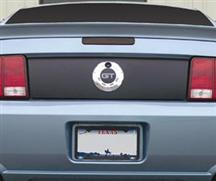 Mustang Smoked Third Brake Light Cover (05-09)