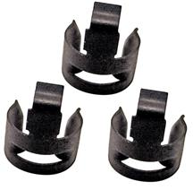 Mustang Headlight Adjusting Plate Retaining Clip Kit (87-93)