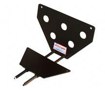Mustang Sto N Sho Detachable License Plate Bracket (13-14)