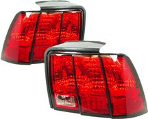 Mustang Tail Light Assembly Kit (99-04)