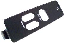 Mustang LH Window Switch Cover (87-93)