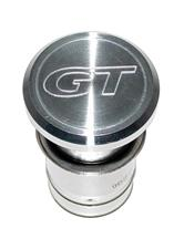 Mustang UPR Cigarette Lighter Knob with GT Logo Polished (79-14)