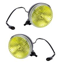 Mustang Yellow Fog Light Kit (87-93)